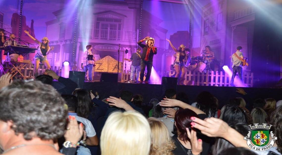 18 Jun // Zé Amaro trouxe um mar de gente às Festas Vila de Prado
