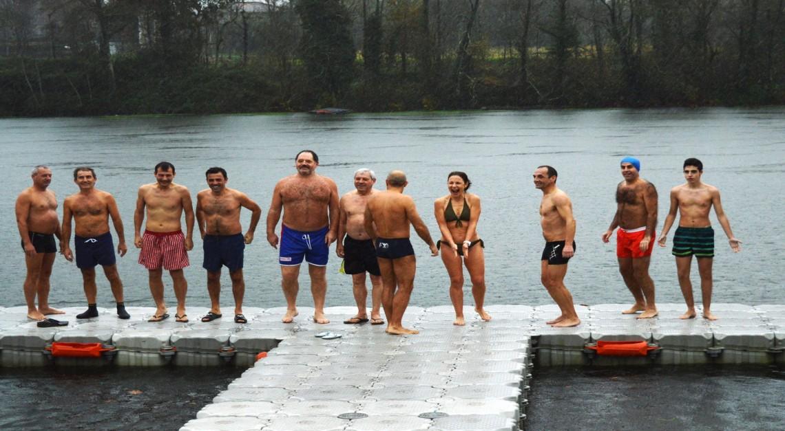 Mergulho no Cávado – 1º Domingo do Ano