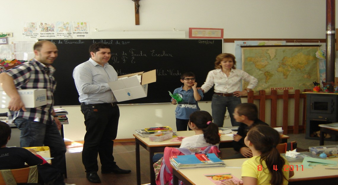 Páscoa nas Escolas-2011
