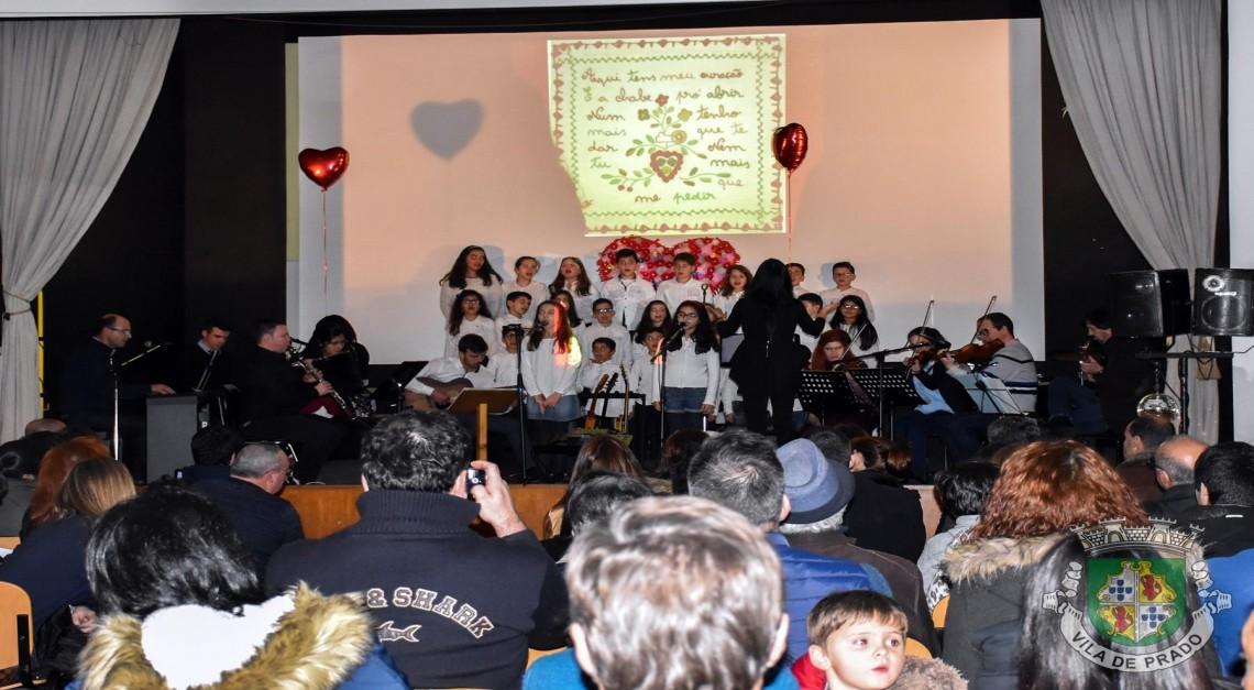 Concerto da Escola de Música da Junta de Freguesia de Prado