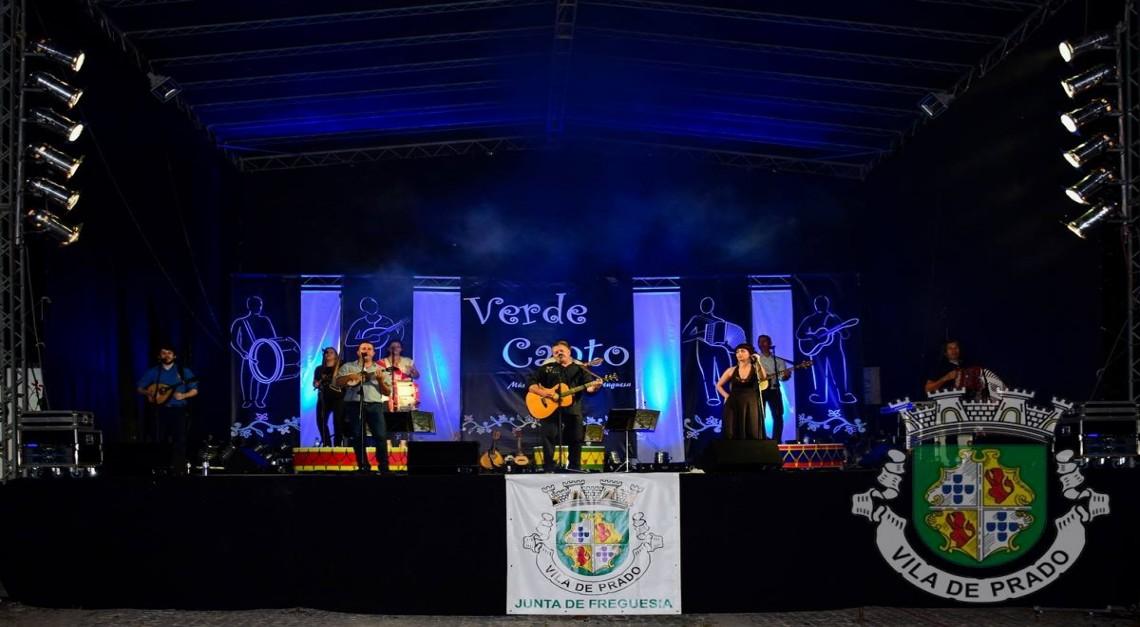 19 Junho - Festa da Vila de Prado 2017