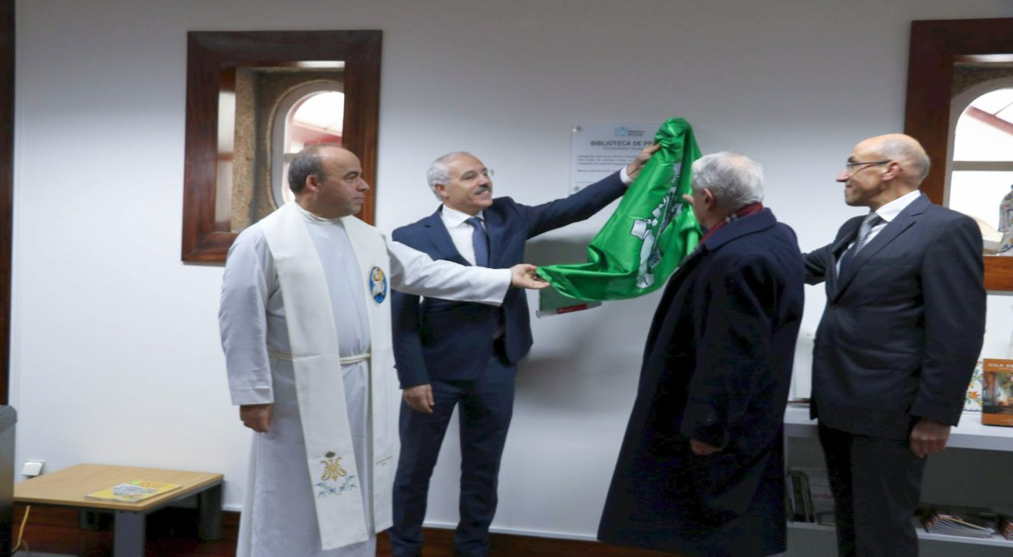 Está aberta ao público a Biblioteca de Prado - Comendador Sousa Lima
