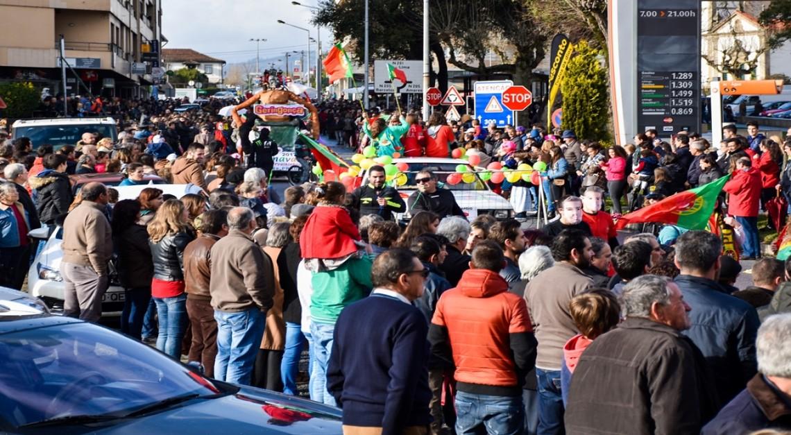 Carnaval 2018: Uma onda de cor e alegria vai inundar as ruas da Vila de Prado!