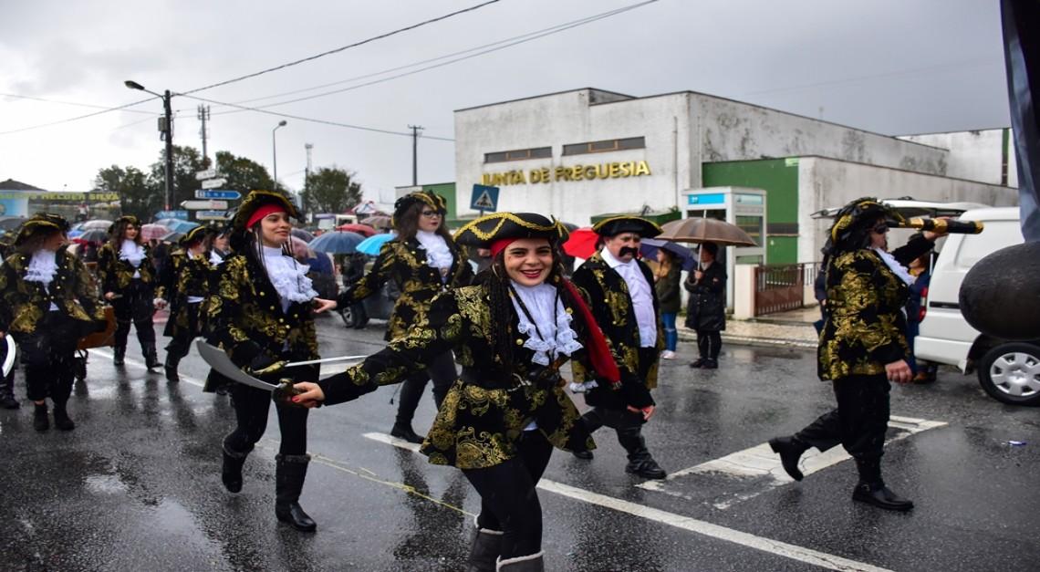 Milhares de pessoas no Carnaval da Vila de Prado 2018!