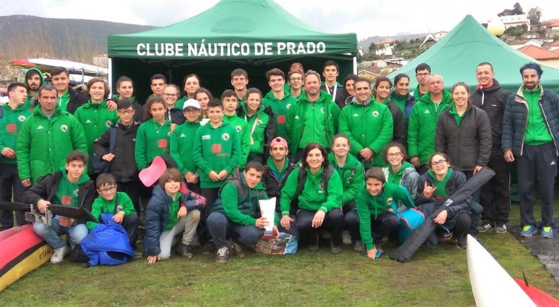 CN Prado é Vice-Campeão Nacional de Fundo e regressou a casa carregado de medalhas na bagagem!