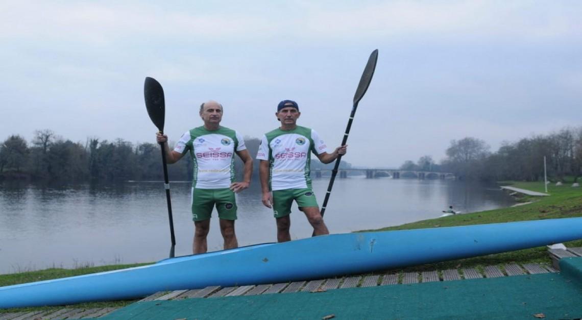 Atletas pradenses na Argentina para enfrentar mais longa maratona de canoagem do mundo