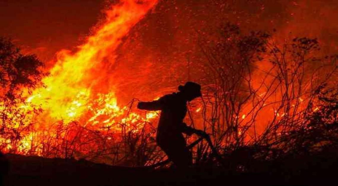 De julho a setembro. Regras em vigor durante o período crítico de incêndio