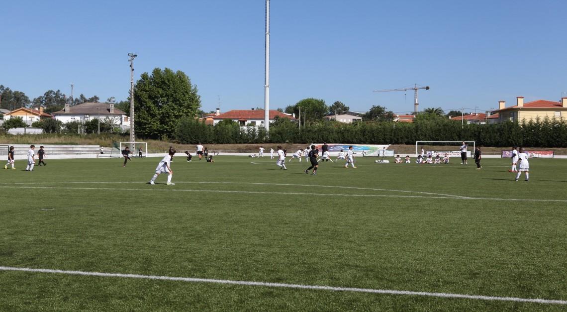 Futebol de Formação do GD Prado suspenso por tempo indeterminado