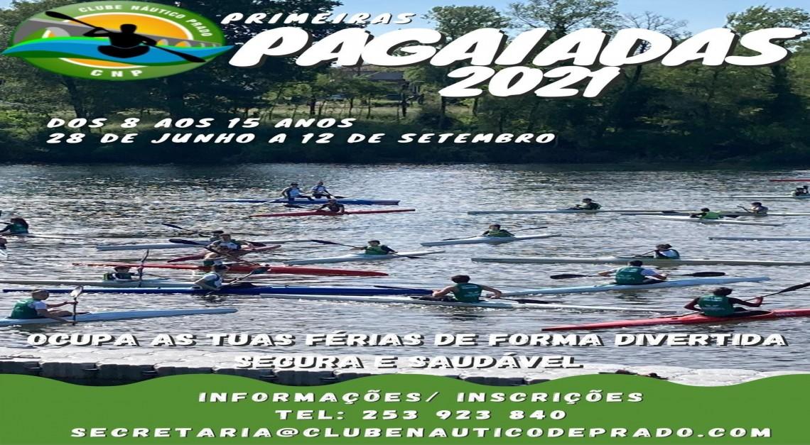 Primeiras Pagaiadas 2021. Abertas as inscrições para as férias desportivas do CN Prado