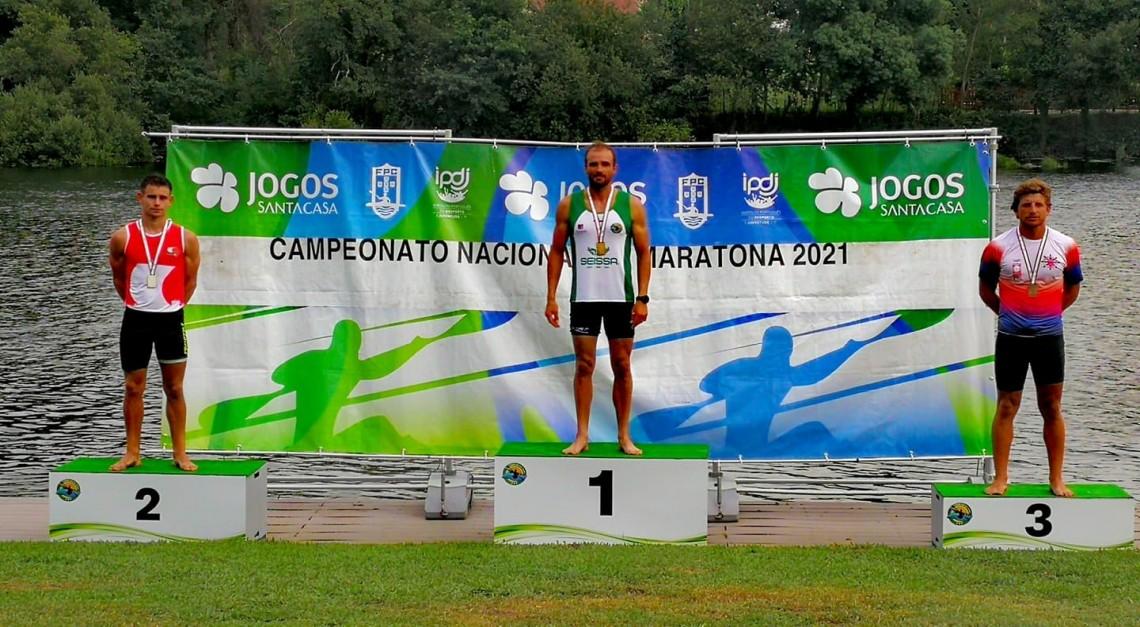 Clube Naútico Prado é vice-campeão nacional de maratona em canoagem