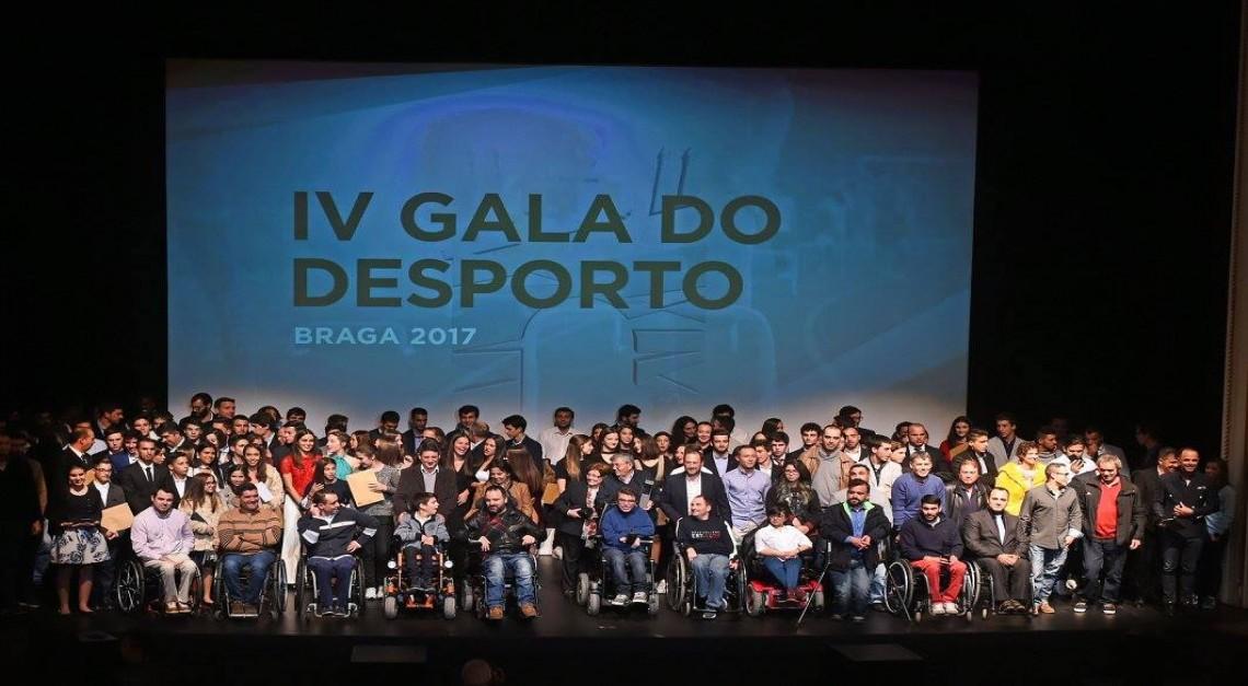 CN Prado em alta na IV Gala do Desporto de Braga