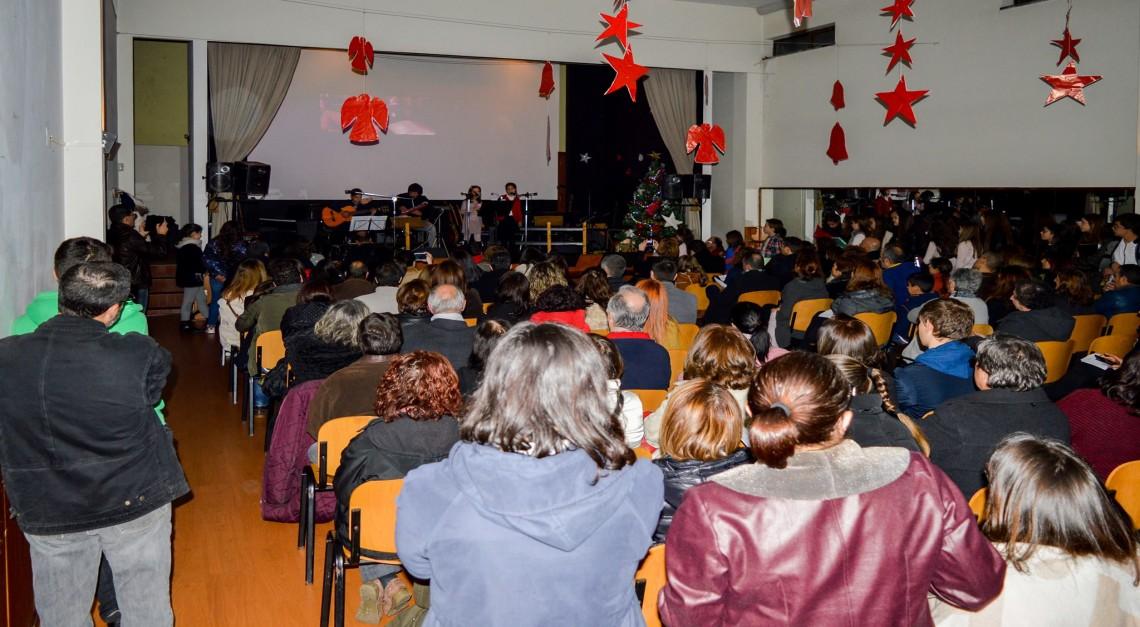 Na Vila de Prado o Natal ganha ainda mais magia com os concertos da Escola de Música da Junta de Freguesia!