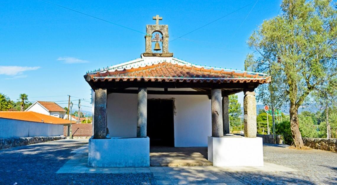 Capela de São Tiago - Primeira Paróquia